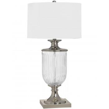 Настольная лампа Эдвард Никель
