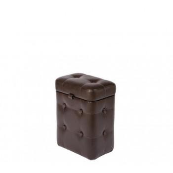 Пуфик Венге с ящиком 40х30х20 см