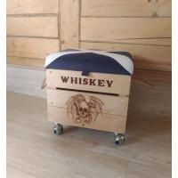 Ящик-пуф «Виски»