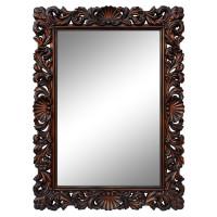 Зеркало настенное в раме «Арне» Состаренная медь