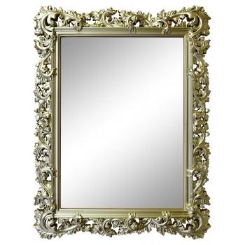 Зеркало настенное в бронзовой раме «Фрея» Бронза/чёрная патина