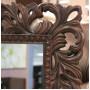 Зеркало настенное в раме «Отталиа» Красное дерево в интернет-магазине ROSESTAR фото 1