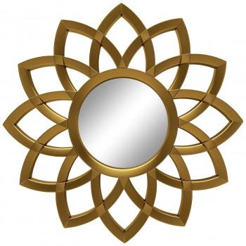 Зеркало солнце  «Кристер» Золото