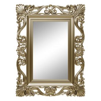 Зеркало настенное в раме «Дэгни» Шампань