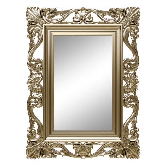 Зеркало настенное в раме «Дэгни» Шампань в интернет-магазине ROSESTAR фото