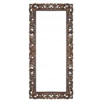 Зеркало напольное большое в раме «Отталиа» Венге/золото