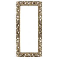 Зеркало напольное большое в раме «Отталиа» Венге/золото/поталь