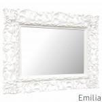 Зеркала в белой раме в прихожую