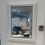Зеркала в ванную 90 см