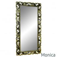 Зеркало большое напольное и настенное в полный рост в раме Monica Венге шапань