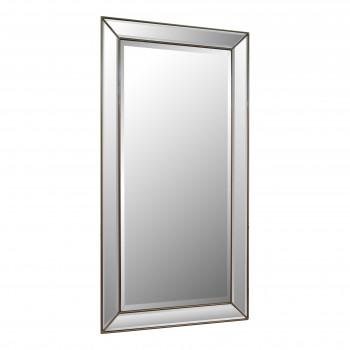 Зеркало большое напольное и настенное в полный рост Nikson Античное Золото