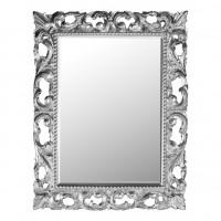 Зеркало в серебряной раме Molly Серебро