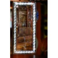 Зеркало большое напольное и настенное в полный рост с LED подсветкой Хлорис