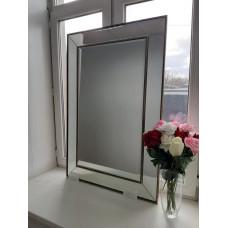 Зеркало в зеркальной раме Cris Bronze