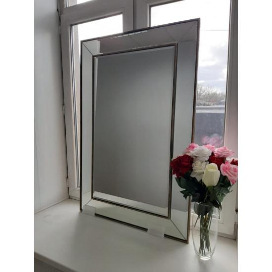 Зеркало в зеркальной раме Cris Bronze в интернет-магазине ROSESTAR фото