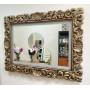 Зеркало в раме с подсветкой Ферентина Золото с патиной в интернет-магазине ROSESTAR фото 2