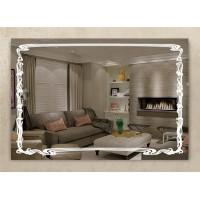 Зеркало со светодиодной LED подсветкой Арт-Нуво