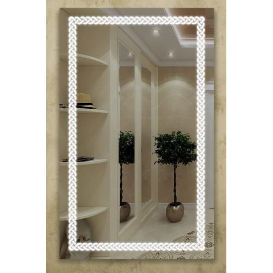 Зеркало со светодиодной LED подсветкой Кодино в интернет-магазине ROSESTAR фото