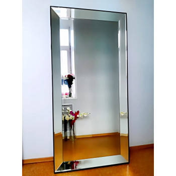 Зеркало напольное и настенное в полный рост в зеркальной раме «Уэйн»