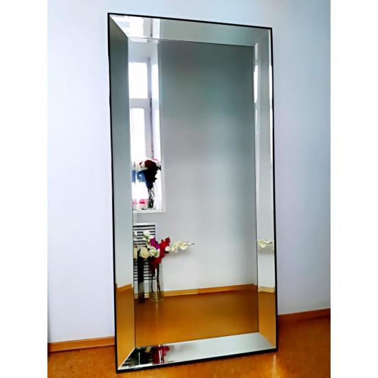 Зеркало напольное и настенное в полный рост в зеркальной раме «Уэйн»  в интернет-магазине ROSESTAR фото