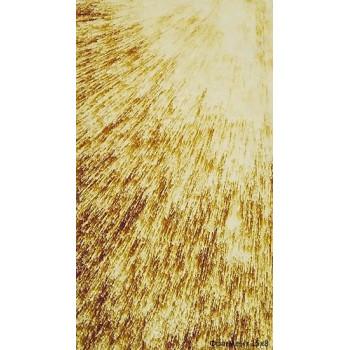 Состаренное зеркало Galassia Золото с синей патиной