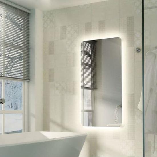 Зеркало настенное с задней подсветкой эмбилайт Ambience в интернет-магазине ROSESTAR фото