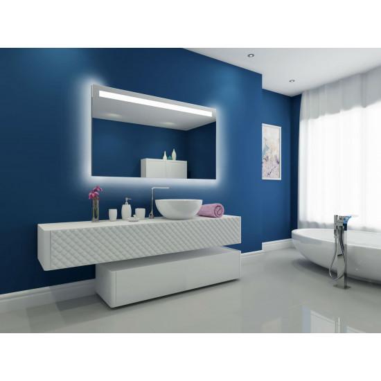 Зеркало со светодиодной LED-подсветкой Классик в интернет-магазине ROSESTAR фото