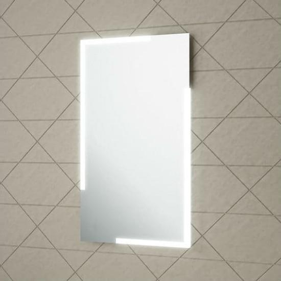 Зеркало настенное со светодиодной LED-подсветкой Гарвуд в интернет-магазине ROSESTAR фото