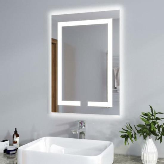Зеркало настенное со светодиодной LED-подсветкой Elegant в интернет-магазине ROSESTAR фото