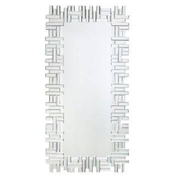 Венецианское настенное зеркало «Абстракт»