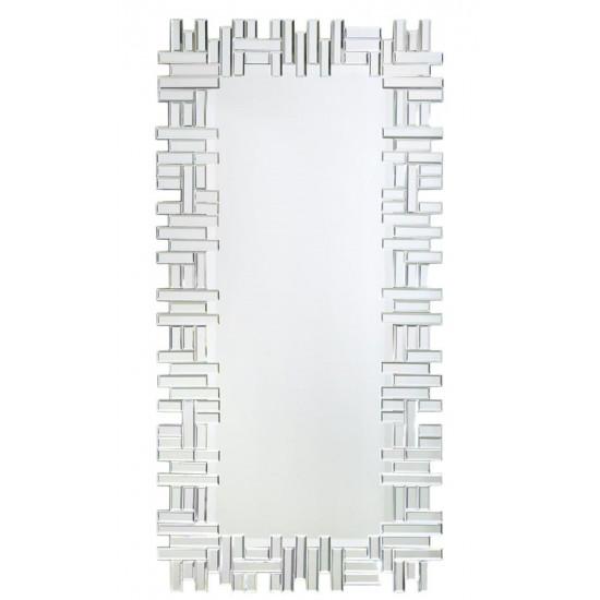 Венецианское настенное зеркало «Абстракт»  в интернет-магазине ROSESTAR фото