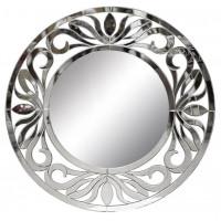 Венецианское зеркало круглое декоративное «Блеск»