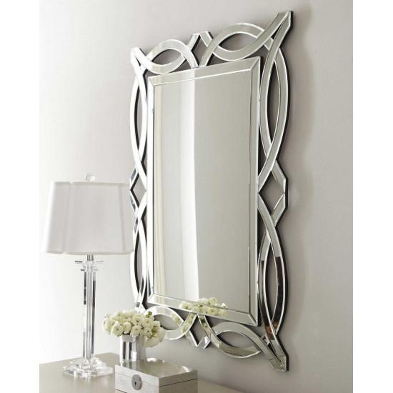 Венецианское настенное зеркало Джошуа в интернет-магазине ROSESTAR фото