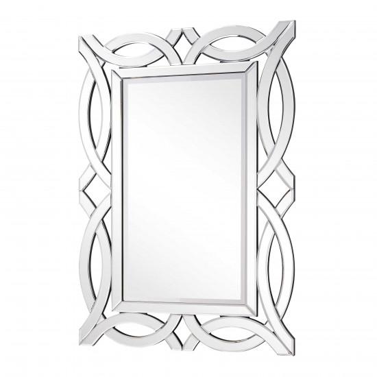 Венецианское настенное зеркало «Джошуа»  в интернет-магазине ROSESTAR фото