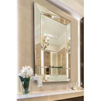 Зеркало в зеркальной раме Генри Античное Серебро