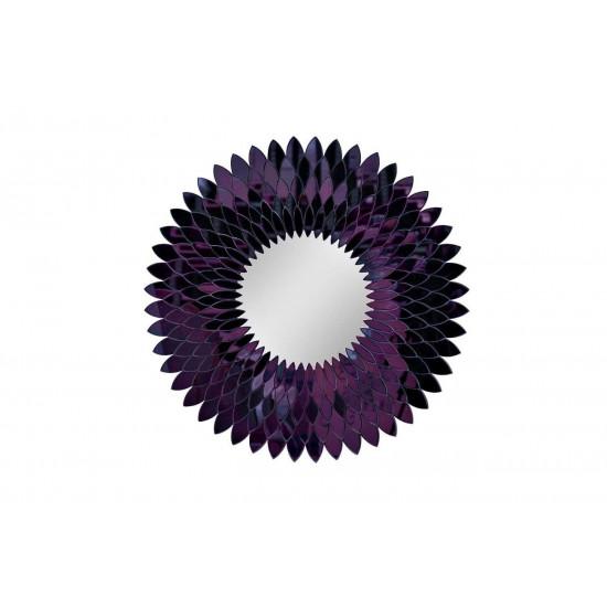 Венецианское зеркало-цветок «Клематис» в интернет-магазине ROSESTAR фото