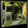 Венецианское зеркало Selfie в зеркальной раме Античное Серебро в интернет-магазине ROSESTAR фото 1