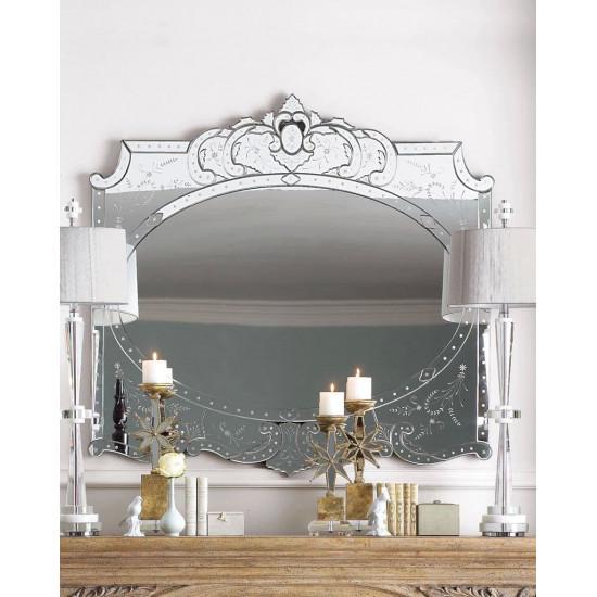 Венецианское зеркало «Верона» в интернет-магазине ROSESTAR фото