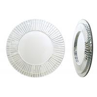 Венецианское зеркало круглое декоративное «Элегант»