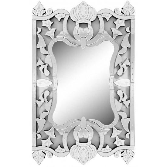 Венецианское декоративное зеркало с узором «Корона»  в интернет-магазине ROSESTAR фото