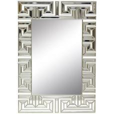 Венецианское прямоугольное зеркало «Меандр»