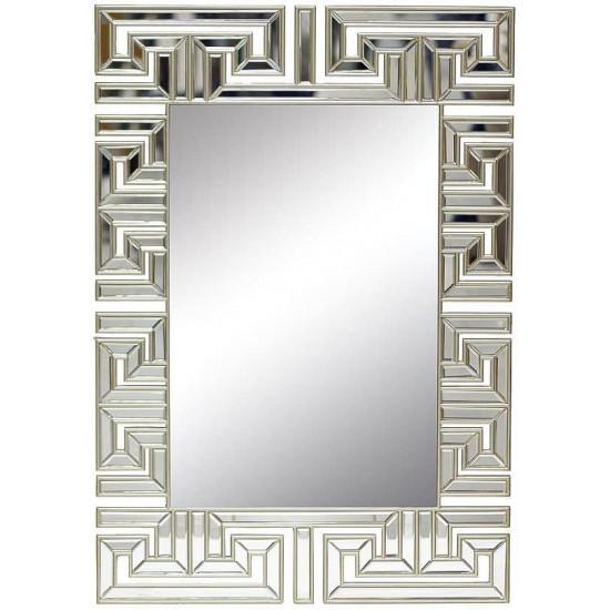 Венецианское прямоугольное зеркало «Меандр» в интернет-магазине ROSESTAR фото