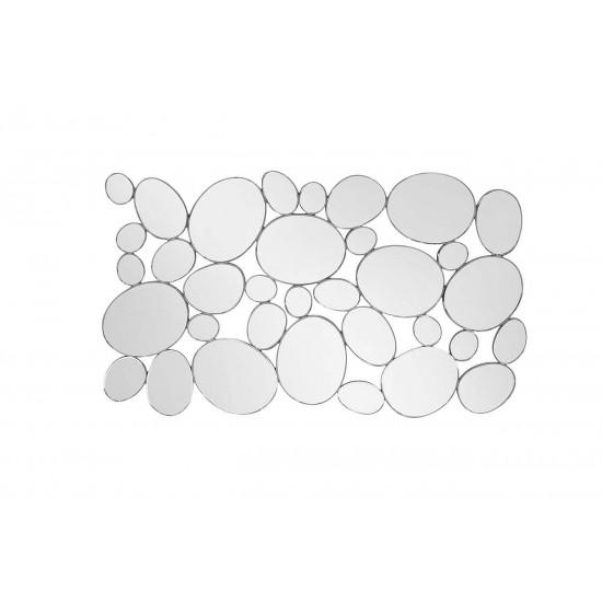 Необычное дизайнерское настенное зеркало «Сентимент»  в интернет-магазине ROSESTAR фото