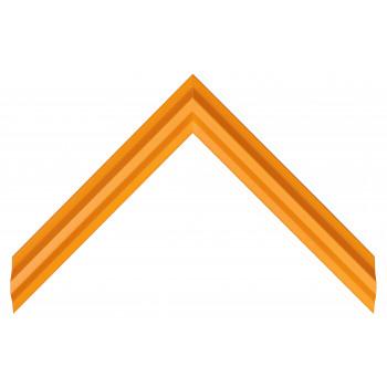 Деревянный багет Оранжевый 030.53.221