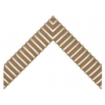 Деревянный багет Серебро 0539P/ARG