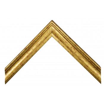 Деревянный багет Золото 068.44.031