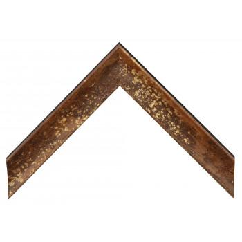 Деревянный багет Темно-коричневый 089.54.087