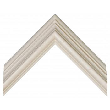 Деревянный багет Светло серый 097.63.069