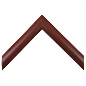 Деревянный багет Бордовый 110.74.039