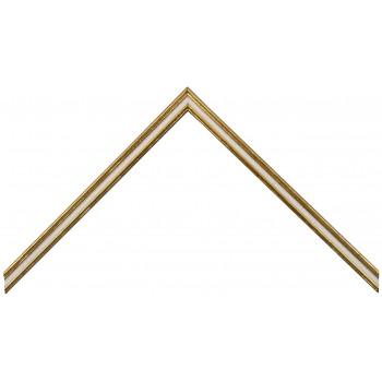 Деревянный багет Бежевый 114.21.051